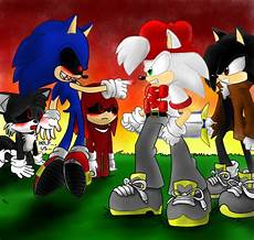 sonic exe cris and zizors by sonicxstar