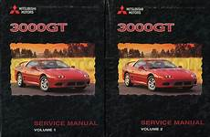 how to download repair manuals 1998 mitsubishi gto user handbook 1998 mitsubishi 3000gt original repair shop manual set