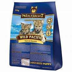 wolfsblut pacific puppy large 2 kg