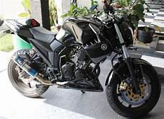 Scorpio Z Modif Minimalis by Modifikasi Yamaha New Scorpio 2010 Vidibikers