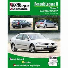revue technique laguna ii ph 2 rta site officiel etai