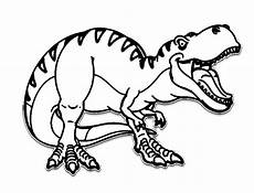 Dino Malvorlage Pdf Dinosaurier Ausmalbilder Kostenlos Malvorlagen Windowcolor