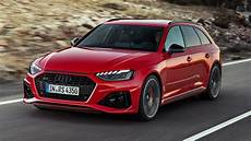 2020 audi rs4 avant arrives with sinful station wagon styling