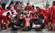 formel 1 teams formula one pit stops are way faster today than they were
