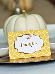 thanksgiving 2017 place card templates how to make customizable thanksgiving place cards diy