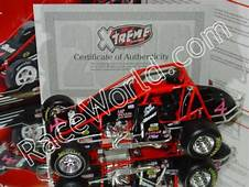 Return To Motorsports Authentics Diecast Nascar 1/24 Scale