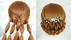 bun hairstyle for wedding step by step beautiful hairstyle prom hairstyle new bridal