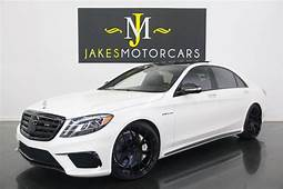 2015 Mercedes Benz S Class S65 AMG V12 BI TURBO Sedan