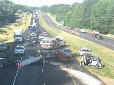 accident on highway 40 st louis today 1 person dead in friday morning crash that shut down i 40 in davie county local news