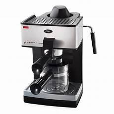 Oster Malvorlagen Cafe Cafetera Oster 174 Negra Y Plateada Para Caf 233 Espresso Y