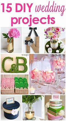 15 diy wedding projects wedding crafts wedding planning diy wedding decorations