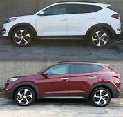 Test Drive 2016 Hyundai Tucson Limited Front And