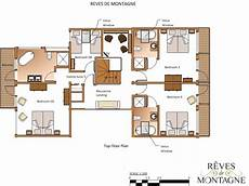ski chalet house plans luxury ski chalet floorplans reves montagne house plans