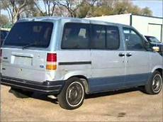 car manuals free online 1990 ford aerostar windshield wipe control 1990 ford aerostar problems online manuals and repair information