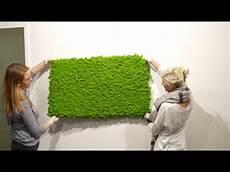 Moosbild Selber Machen - mooswand diy l 246 sung stylegreen