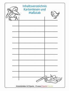 inhaltsverzeichnis f 252 r mappen zum ausdrucken kostenlos