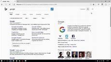 Edge Windows 10 Comment Changer Le Moteur De Recherche