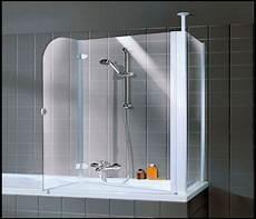 Badewannenaufsätze Zum Duschen - schulte badewannenaufsatz 2 teilig mit seitenwand haus