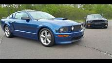 2007 ford mustang gt cs youtube