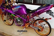 Warna Pelek Motor Keren by 55 Foto Gambar Modifikasi Rr Kontes Racing