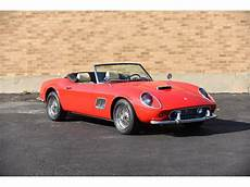 250 gt california 1962 250 gt california spyder swb for sale