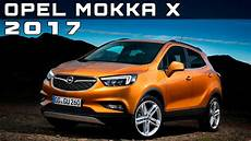 2017 opel mokka x review rendered price specs release date