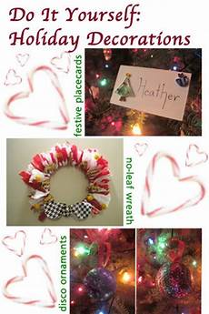 Do It Yourself Decorations Chictopia