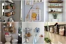 kleines badezimmer stauraum mehr stauraum in bad und wc schaffen 35 platzsparende