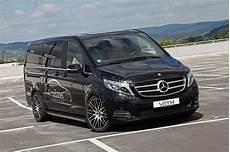 Mercedes V Klasse - official vath mercedes v class gtspirit