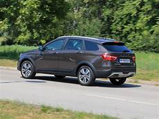 Lada Vesta Sw Cross Luxus Amt Testbericht Autoguru At