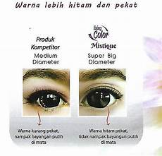 living color mistique softlens first