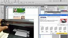 l805 id card tray template psd epson l800 impresion de tarjetas pvc epson id card