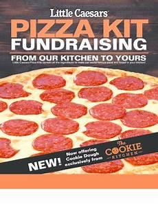 fillable online 2017 program order form little caesars pizza kit fundraising fax email print
