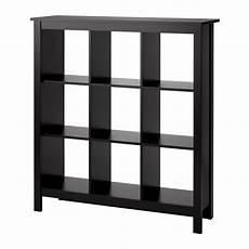 ikea etagere tomn 196 s shelf unit black brown ikea