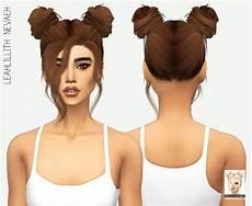 custom content hair sims 4 sims 4 hairs miss paraply leahlillith s nevaeh hair retextured