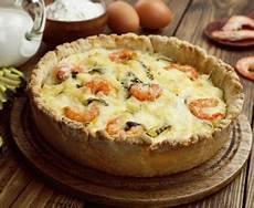 quiche aux fruits de mer 12409 quiche aux fruits de mer et chignons recette de quiche aux fruits de mer et chignons