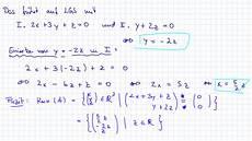 5 5 1 kern und bild einer matrix teil ii