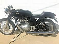 Triumph Engine Cafe Racer