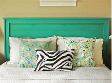 bett kopfteil diy 6 simple diy headboards hgtv