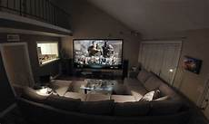 My Home Theater Living Room Hybrid Hometheater