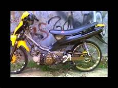 Shogun 110 Modif Sederhana by Motor Trend Modifikasi Modifikasi Motor Suzuki