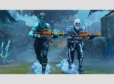 The Fortnitemares Update Sends Players to Hexylvania in