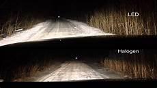 Lifetime Led Headlight Review Halogen Comparison