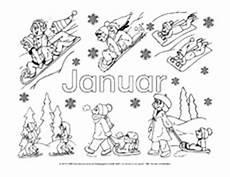 Ausmalbilder Jahreszeiten Monate Monate In Der Grundschule Ausmalbilder Monate Die
