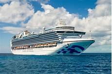 princess cruises announces deal hundreds of caribbean itineraries cruise trade news