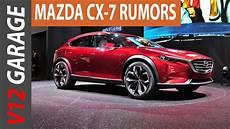 2018 Mazda Cx 7 Rumors And Release Date