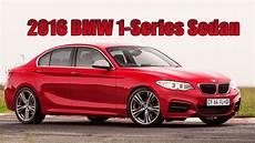 2016 Bmw 1 Series Sedan In On Nurburgring