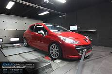 peugeot 207 rc 1 6 thp stage 2 br performance nederland
