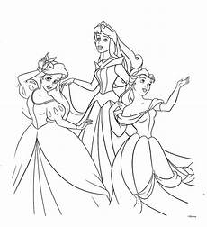 Disney Malvorlagen Pdf Disney Princess Coloring Pages 9 Free Printable