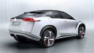 Nissan IMx Concept Electric SUV Debuts At Tokyo Motor Show